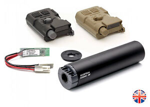 Airsoft-XCortech-X3300W-Chronograph-Tracer-Unit-Adv-BB-Control-System-UK-Seller