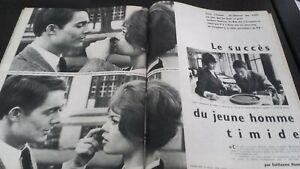 Rivista Brigitte Bardot Parigi Match N° 517 Mars 1959 Be