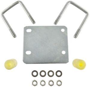 Trailer-Jockey-Wheel-Clamp-Fixing-Kit-Easy-Fit-NO-DRILLING-Erde-Daxara-TR184