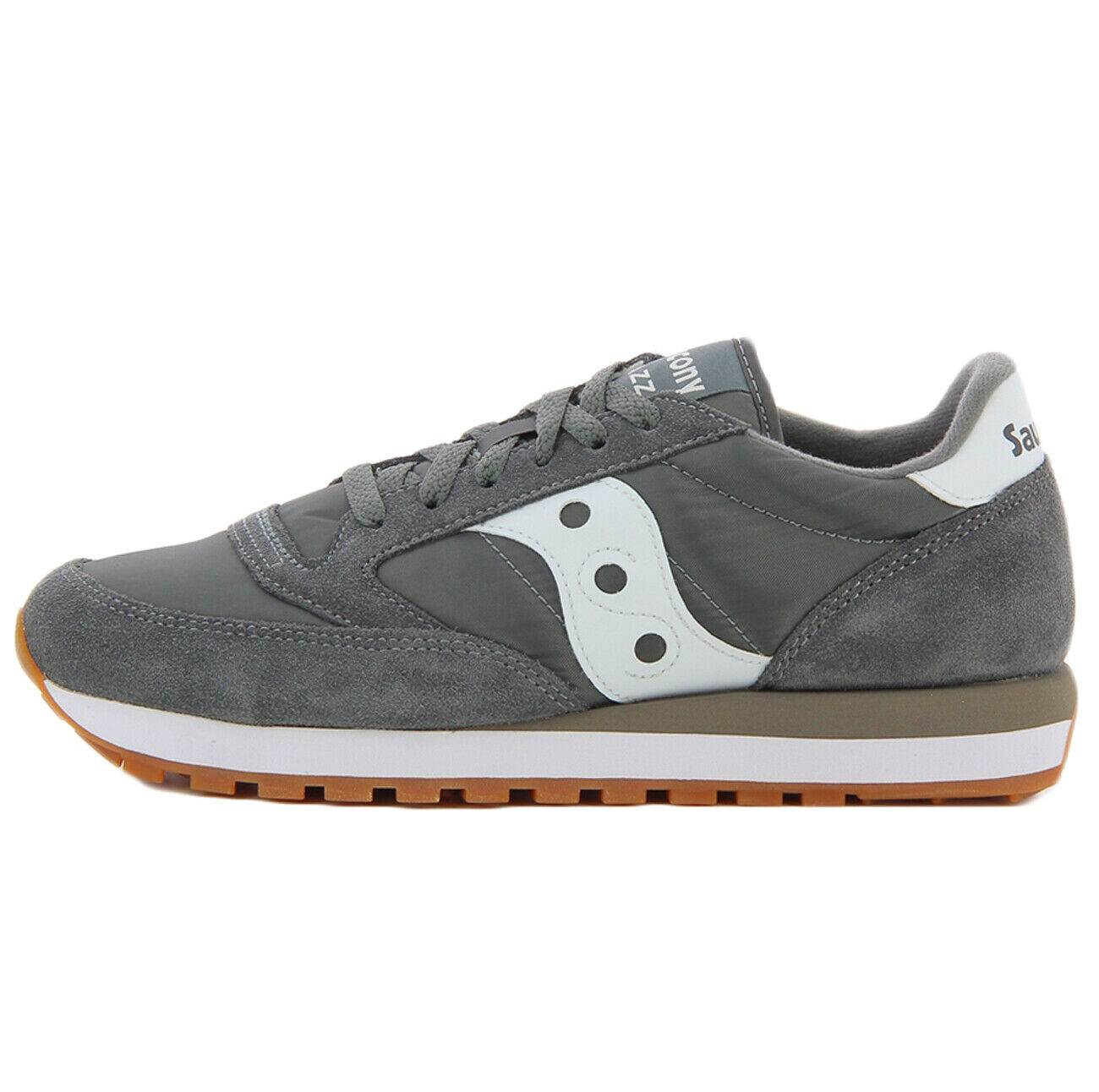 Saucony trainers jazz original grey s2044-434 for Men Saucony Jazz Original m4