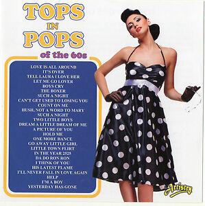 TOPS-IN-POPS-DANNY-STREET-LOIS-LANE-BOBBY-STEVENS-ROSS-McMANUS-RAY-DEXTER-NEW