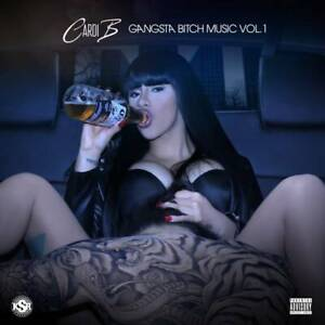 Cardi-B-Gangsta-Bitch-Music-Vol-1-LP-Record-Store-Day-Black-Friday-2019
