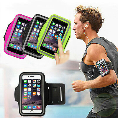 Sports Running Jogging Gym Armband Case Cover Holder for 5.5inch Mobile Phone SW