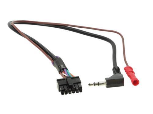 Adattatore volante telecomando Interface KIA SOUL 2009-2011 con Mini ISO