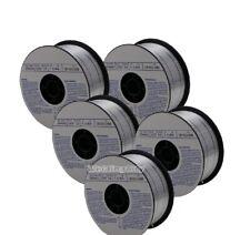 Weldingcity 5 Pk Aluminum Mig Welding Wire Er4043 035 09mm 1 Lb Roll Usa