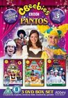 Cbeebies Panto Collection 5012106937673 With Justin Fletcher DVD Region 2