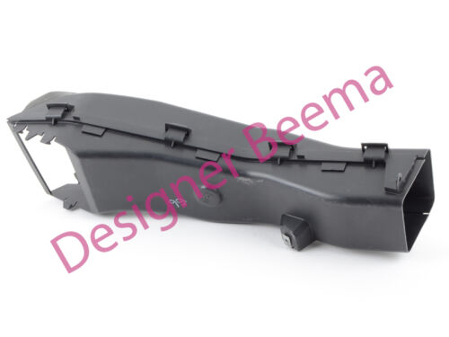 JS Right BMW X6 E71 Front Brake Air Duct