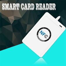 NFC ACR122U RFID Contactless Smart Reader & Writer/USB + 5X IC Card LE