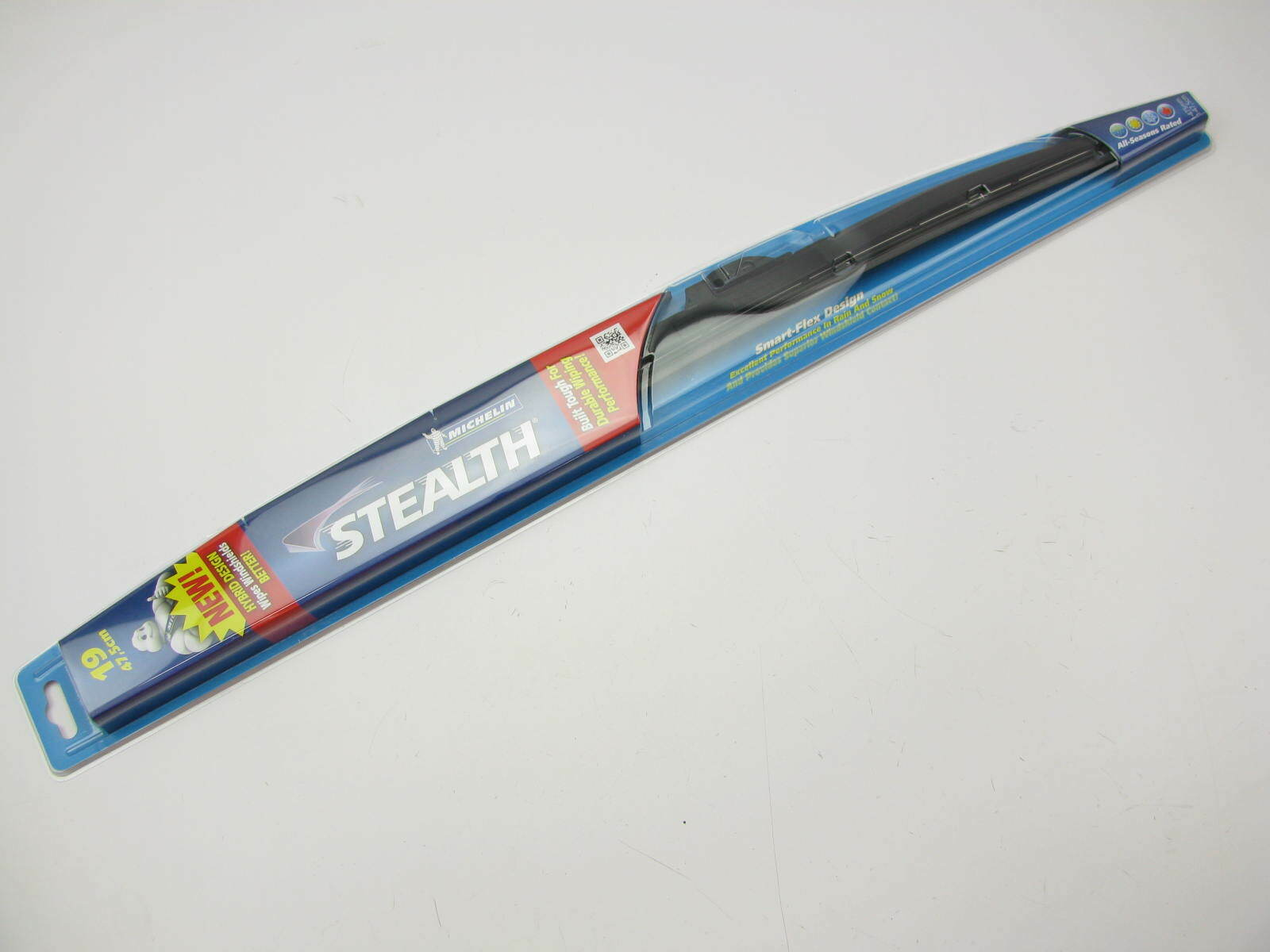 17 Michelin 8017 Stealth Hybrid Wiper Blade Pack of 1