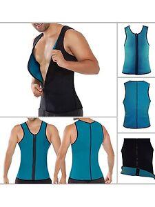 Men Body Slimming Tummy Shaper Belly Underwear shapewear Waist Girdle Sport Vest