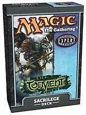 Torment-Theme-Deck-Sacrilege-ENGLISH-FACTORY-SEALED-NEW-MAGIC-MTG-ABUGames
