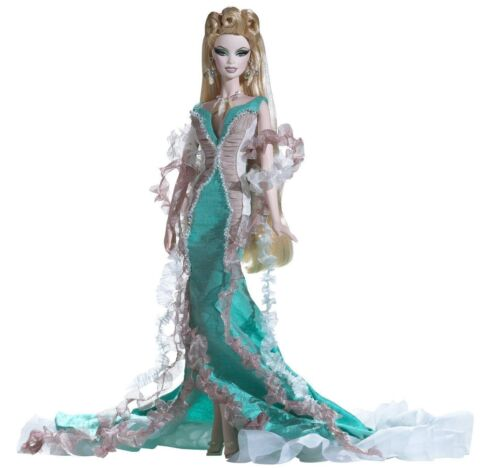 APHRODITE Barbie Doll Fantasy Greek Goddess Series NEW Shipper Gold Label