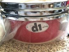 """Ddrum D1 Junior Size Rack Tom - 10"""" x 5"""" - Candy Red"""