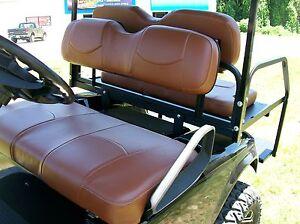 Image Is Loading Club Car DS 039 00 Rear Flip Seat