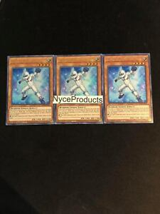 3 x BLAR-EN053 ELEMENTAL HERO NEOS ALIUS Ultra Rare 1st Edition NEW YuGiOh