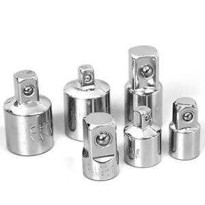 "Universal Joint Set Ratchet Angle Extension Bar Socket Adapter 1//4/"" 3//8/"" 1//2/""."