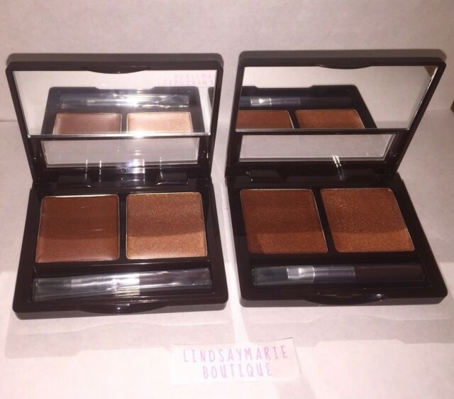 Mary Kay® LIP COLOR DUO Bronze/Amber New In Box LOT OF 2 Discontinued SHIPS FAST