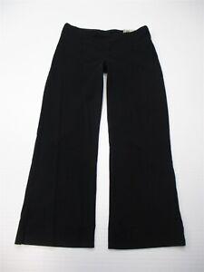 PRANA-Women-039-s-Size-S-Hiking-Stretch-Black-Straight-Leg-Capri-Pants