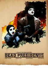 DEAD PRESIDENTS Movie POSTER 27x40 D Larenz Tate Keith David Chris Tucker Freddy
