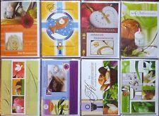 100 BRANDNEUE Glückwunschkarten zur Geburt mit Kuvert sk 4773