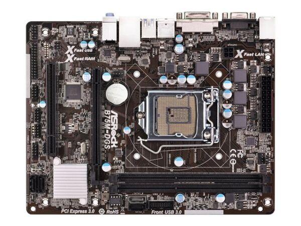 Asrock B75M XFast USB Update