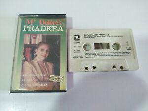 Maria-Dolores-Pradera-2-Exitos-Zafiro-1988-Cinta-Tape-Cassette