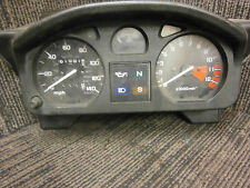 Honda CB500 sx 61691 miles clocks speedo clock rev counter gauges tacho meter