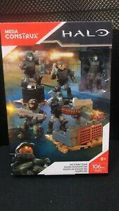 Mega-Construx-Halo-Marines-Fireteam-Building-Set-FMM87-NIB