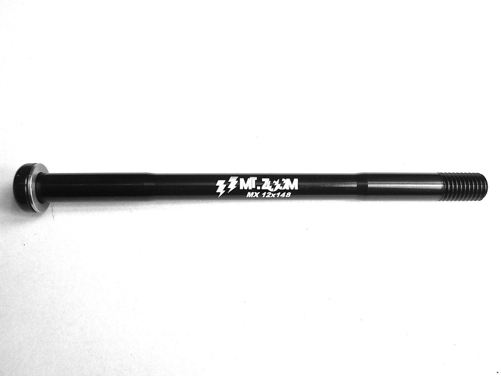 MT Zoom Ultralight Maxle AUMENTO POSTERIORE ATTRAVERSO L'ASSE - 12mm x 148mm