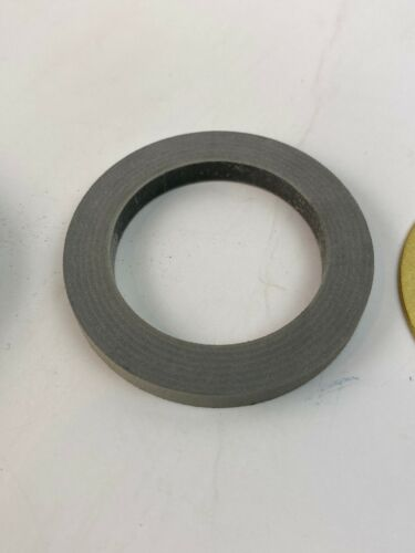 """Replacement Part 2/"""" CHROME PLATED Cast BRASS NUT WITH SLIP JOINT WASHER 063016"""