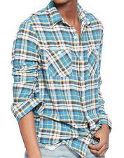 ccb8151da item 7 Polo Ralph Lauren Denim   Supply Mens Slim Ward Plaid Flannel Button  Down Shirt -Polo Ralph Lauren Denim   Supply Mens Slim Ward Plaid Flannel  Button ...