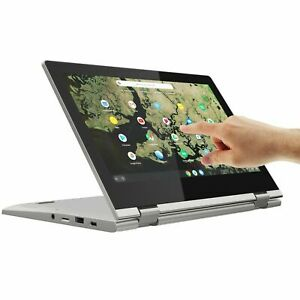 BRAND-NEW-11-6-034-HD-Lenovo-2-in-1-Chromebook-2-6GHz-32GB-SSD-4GB-RAM-Webcam