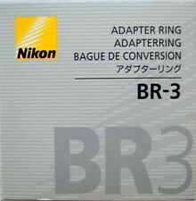 Nikon BR-3 adapter ring for use w/BR-2A Genuine Nikon