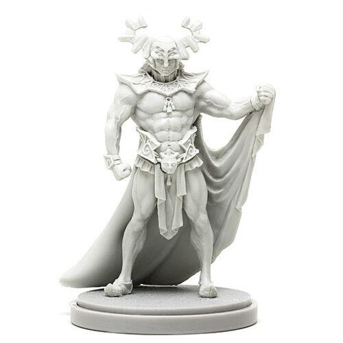 Apothesis Male Scale Model for Kingdom Death Board Game
