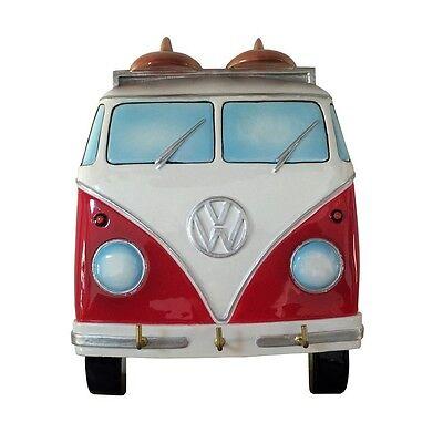 Volkswagen VW Samba Bus Key Rack Front View
