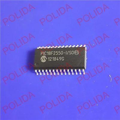 5PCS MCU IC MICROCHIP DIP-28 PIC18F2550-I//SP PIC18F2550