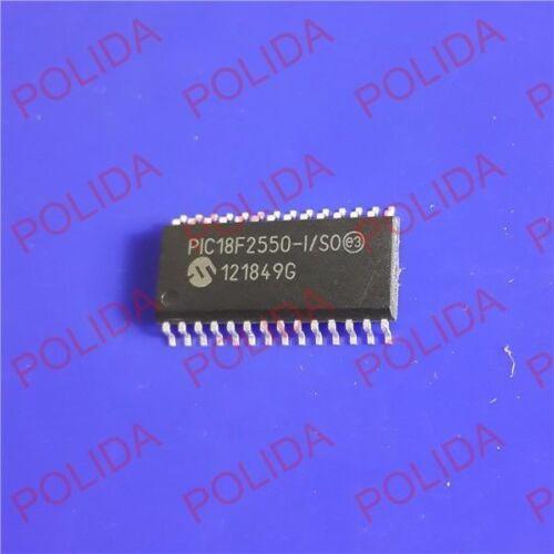1PCS MCU IC MICROCHIP SOP-28 PIC18F2550-I//SO PIC18F2550T-I//SO PIC18F2550