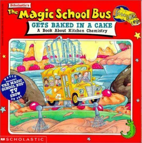 Magic School Bus 8x8: The Magic School Bus Gets Baked In A
