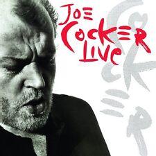 Joe Cocker - Live [New Vinyl] Holland - Import