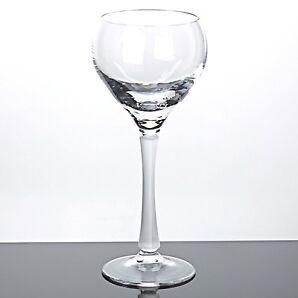 1 Weinglas Spiegelau Nordland Weißweinglas Stängel matt weiß 18,5 cm Glas