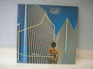 YES - GOING FOR THE ONE - LP - 1977