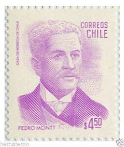 Chile-1982-1026-Pedro-Montt-MNH