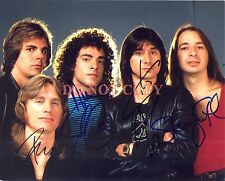 Journey Steve Perry Autographed 8x10 Signed Photo Reprint