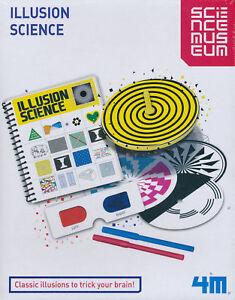 4m Illusion Science : Musée Des à Trick Votre Cerveau Âges 7 Plus Imcamytq-07164500-950972040