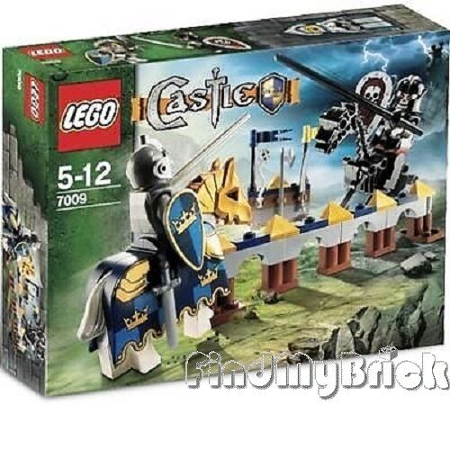 Lego 7009 Schloss Fantasie Era - The Final Joust - Versiegelter Karton Brandneu