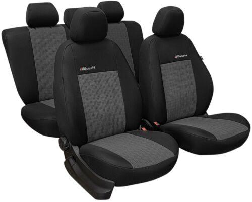 AKR EXCLUSIVE Komplett Set Autositzbezüge Sitzbezüge Schonbezüge Peugeot 206