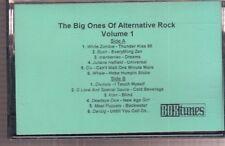the big ones of alternative rock cassette promo white zombie Korn Danzig bush