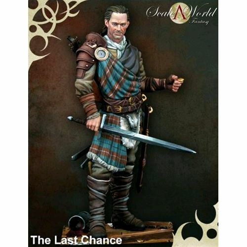 SCF012 - SCALE75: 75mm THE LAST CHANCE