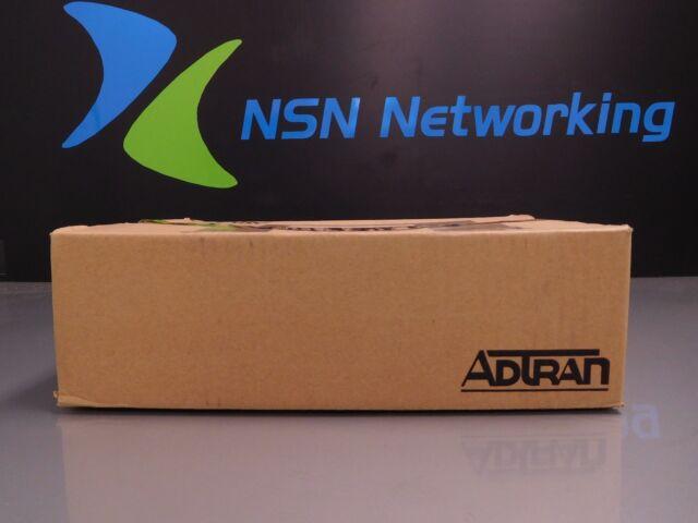 NEW SEALED BOX Adtran Netvanta 838T 1172838G1 8-Port 10/100 eSHDSL Switch