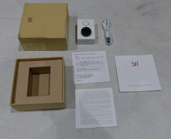 SONY WHITE YI ACTION CAMERA 1080P 60FPS 16MP YDXJ01XY 1080p 16mp 60fps action camera Featured sony white ydxj01xy